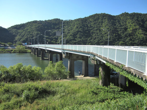 赤穂市の橋