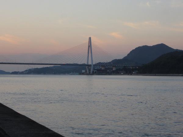 生口橋遠景