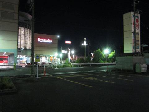 伊賀上野のショッピングセンター2