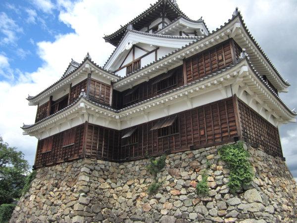 福知山城天守閣1