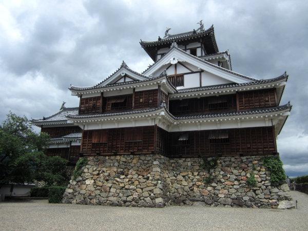 福知山城天守閣2